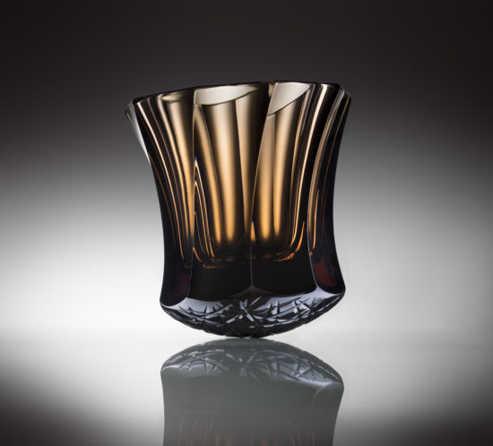Crystal creative - Tornado whiskey glasses