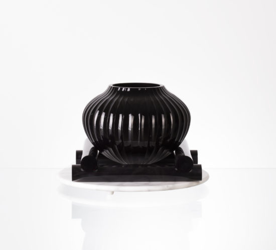 Crystal creative - Naoshima vase