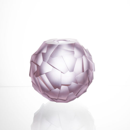 Crystal creative - Notch Vase